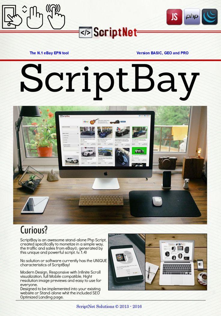 ScriptBay? The easy way to gain revenues from eBay - https://scriptbay.eu/p/cash