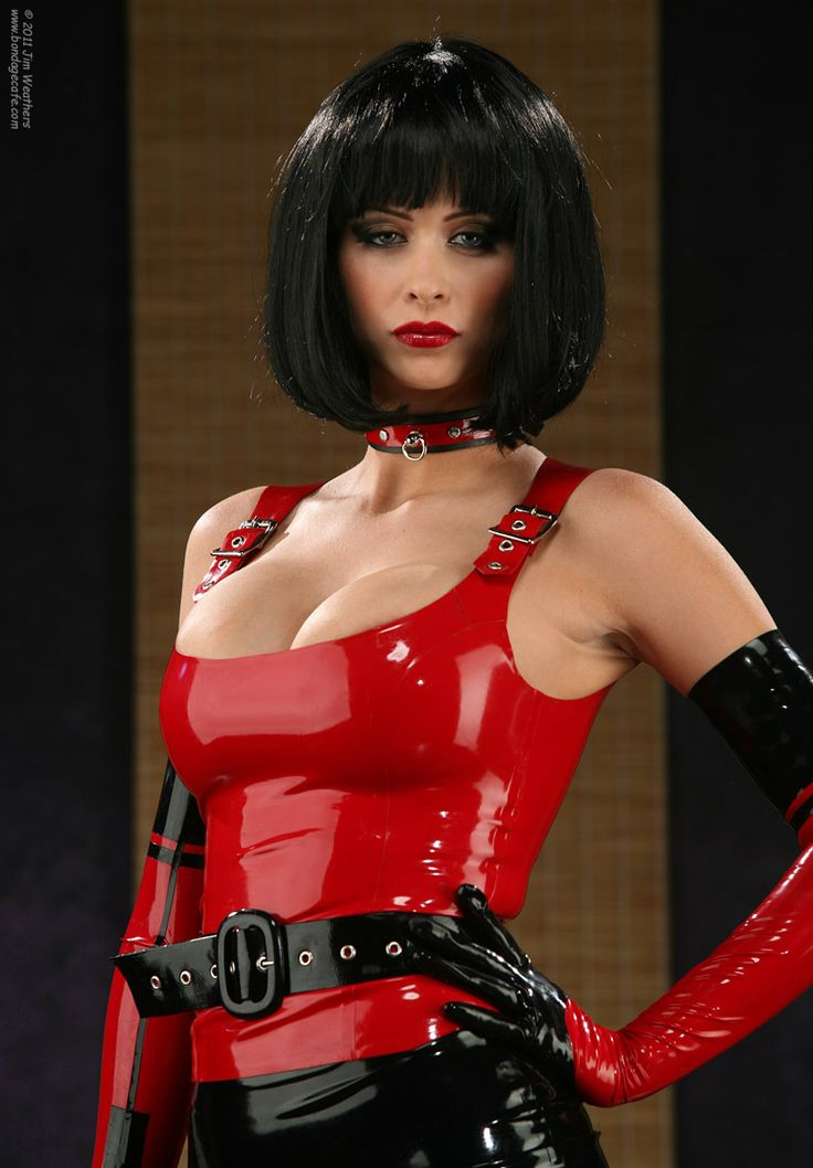 German Latex And Rubber Femdom Dvd 86