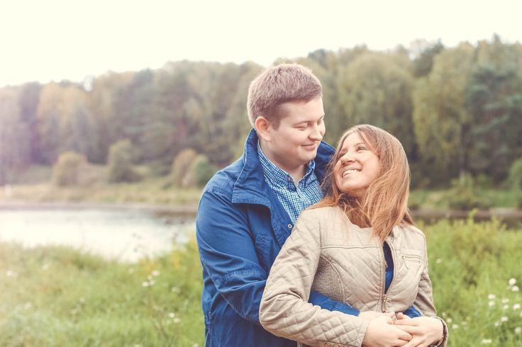 Фотосессия Love story. Фотосессия на природе. Фотограф Москва.