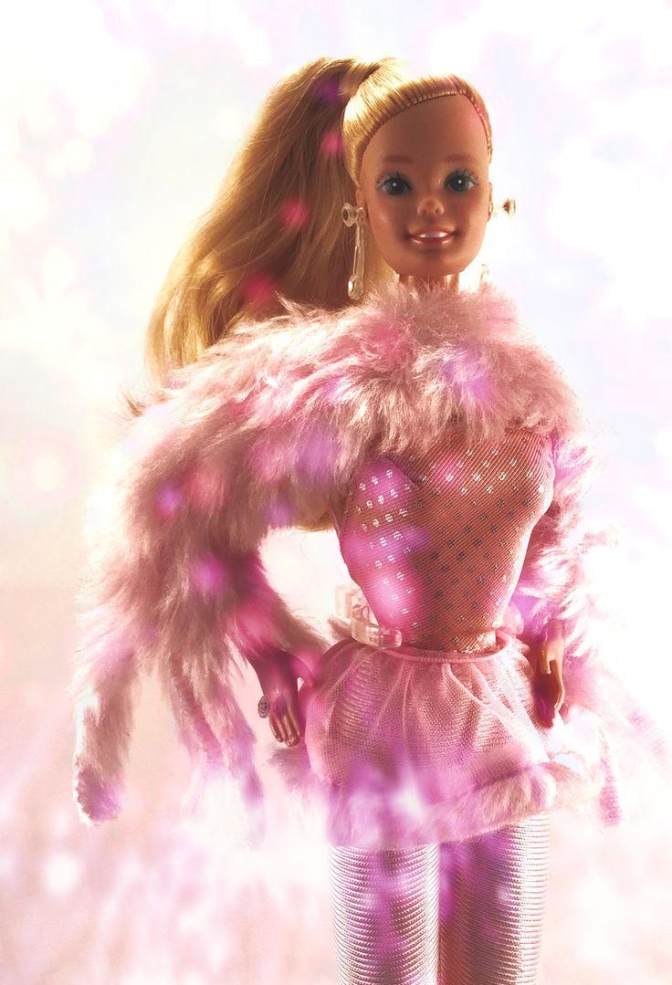 Pretty&Pink Barbie 1981