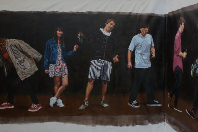 Paintings 2013 - Thomas Hancock Art