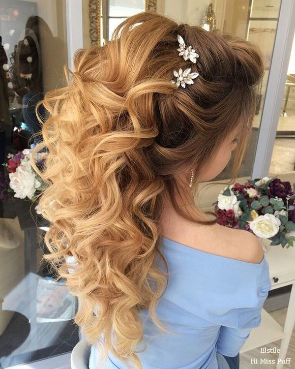 [tps_header] Elstile is the largest European wedding stylist agency with over 120 stylists and 3 branches, located in Moscow, Russia (elstile.ru), St. Petersburg (elstile-spb.ru) and Los Angeles, California (elstile.c... #weddinghairstyles