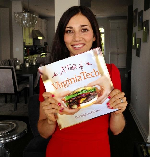 It's here!!: Virginia Techic, Favorite Recipes