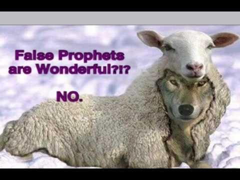 FALSE PROPHETS are now WONDERFUL?!?! Mandela Effect KJV Bible Changed
