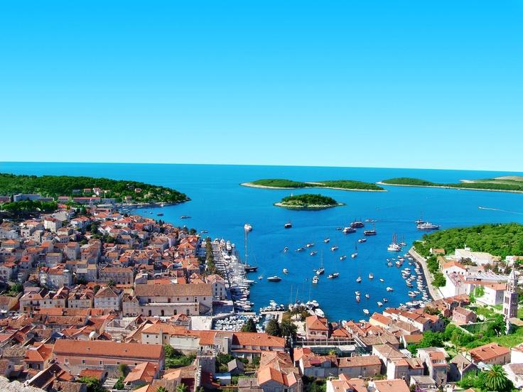Hvar, Split-Dalmatia, Croatia