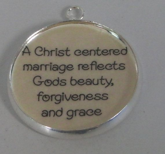 A Christ centered Marriage reflects God's by JackiesJewellery, $12.00