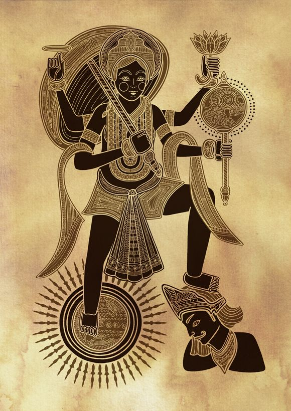Hindu Gods and Goddesses - Poonam Mistry