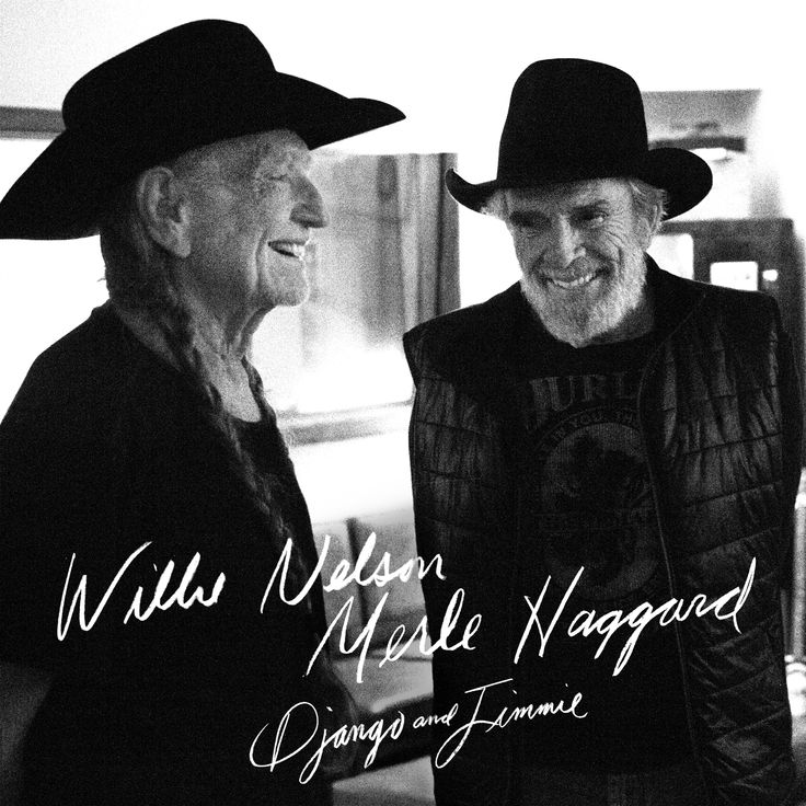 """WORLD PREMIERE: Willie Nelson & Merle Haggard """"It's All Going To Pot"""" @ TeamCoco.com"""
