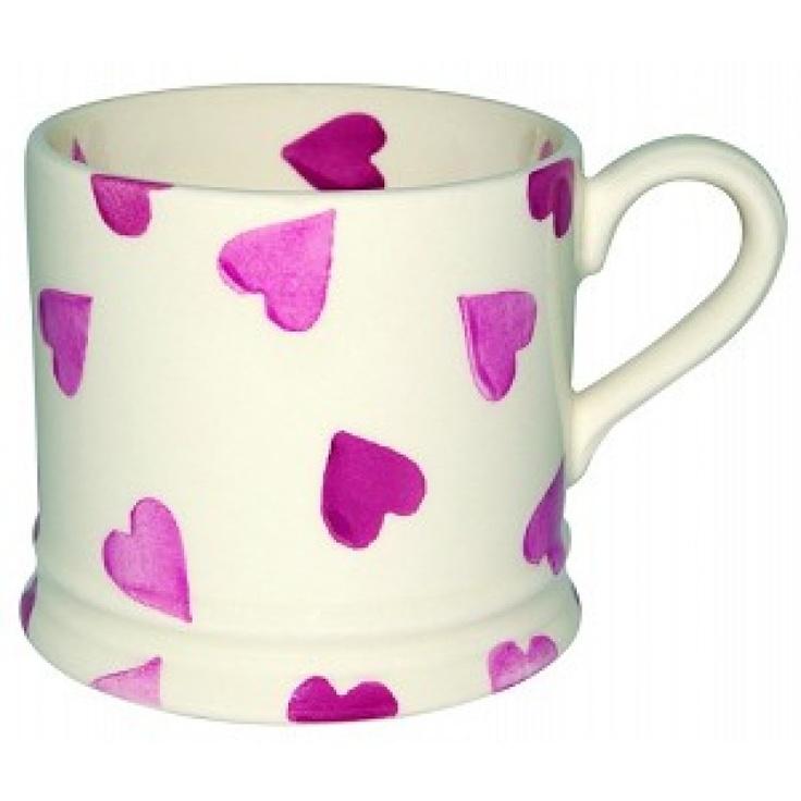 #PAND56 - #BabyMug Pink Hearts #EmmaBridgewater - € 20,50