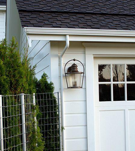 Farmhouse Style Exterior Lantern