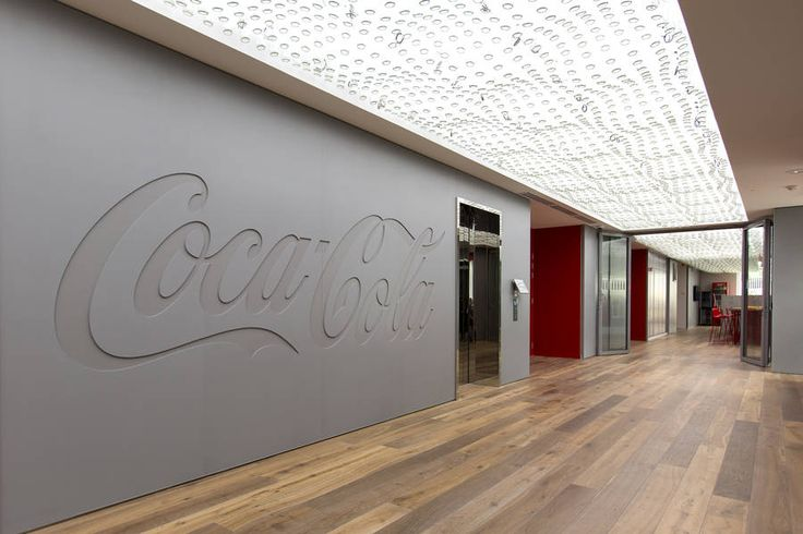 New Coca Cola Office in France