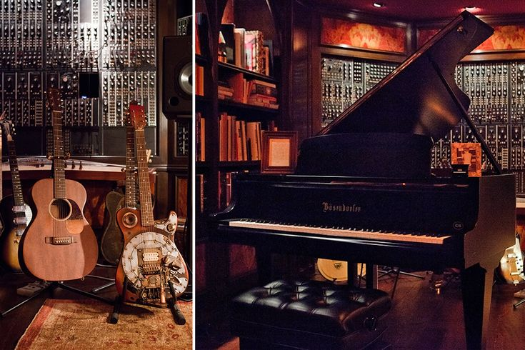 The Instruments | Inside The Mind (And Studio) Of Hollywood's Music Maestro