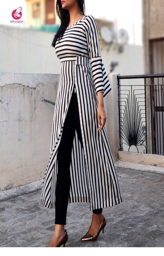 Black and white fashion outfit | Inspiring Ladies