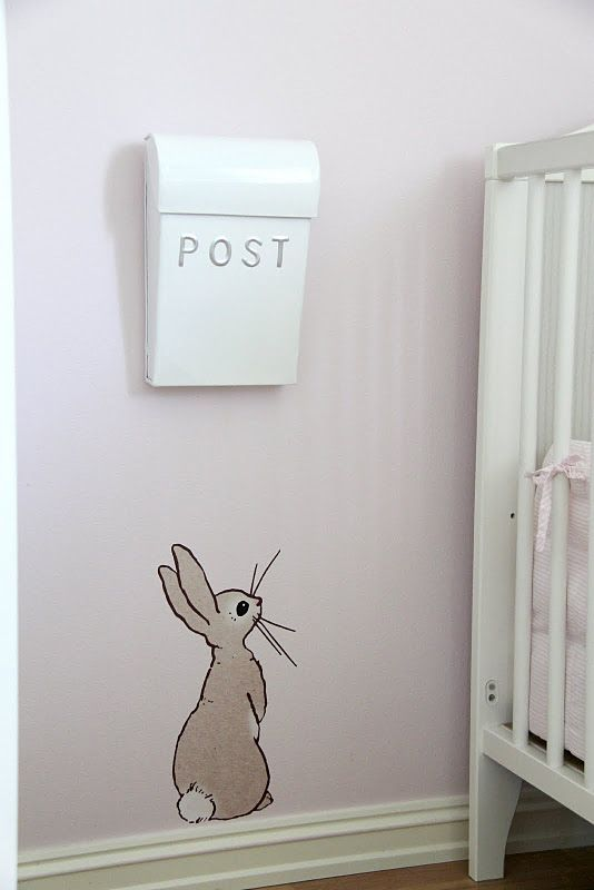 Postbox And Belle And Boo Wall Decal Part 71
