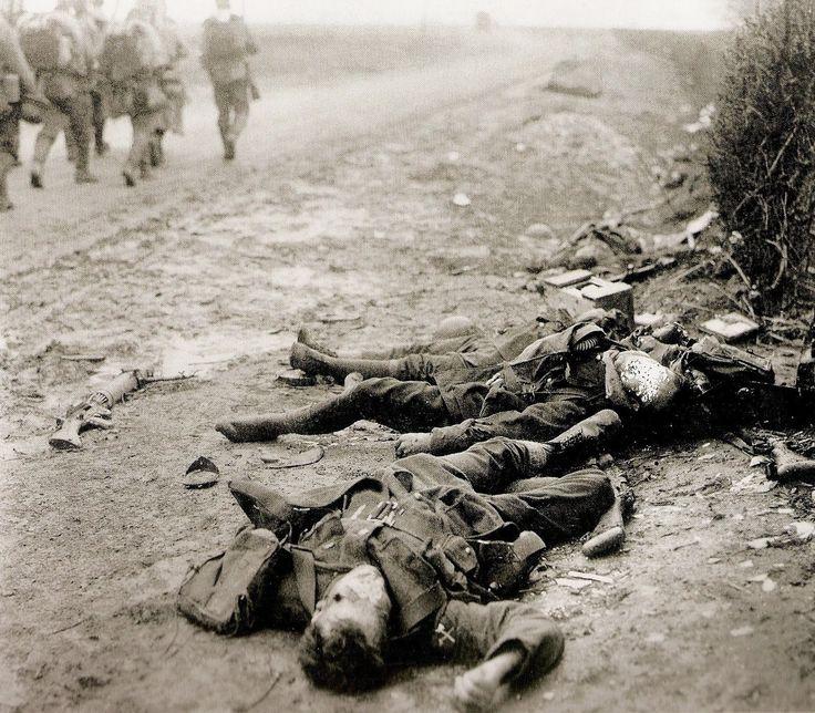 dead solders world war 1 | Results of World War 1 ...