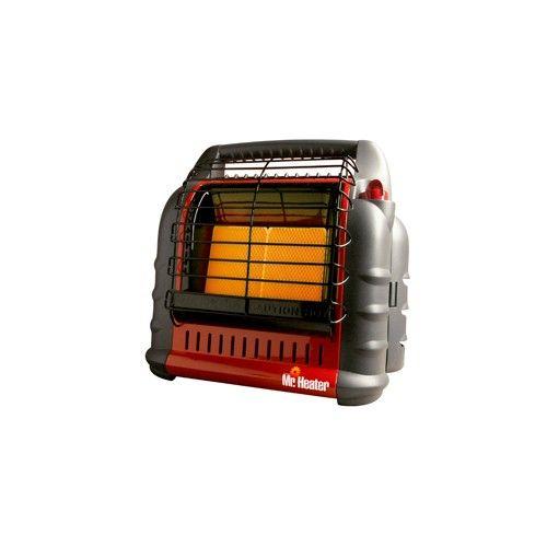 Mr Heater Mh18b Big Buddy Indoor Outdoor Propane Heater F