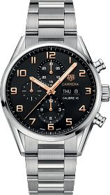 TAG Heuer Carrera Calibre 16 Automatic Chronograph 100 M - 43 mm CV2A1AB.BA0738 TAG Heuer watch price