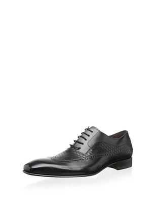 45% OFF Mezlan Men's 5-Eye Wingtip (Black)