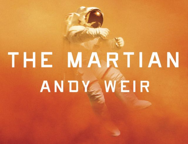 "Alexander K #FridayReads ""The Martian"" from ""Andy Weir"" .. great book #CybookReads"