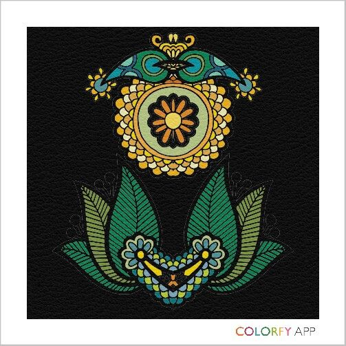 10th #colorfy