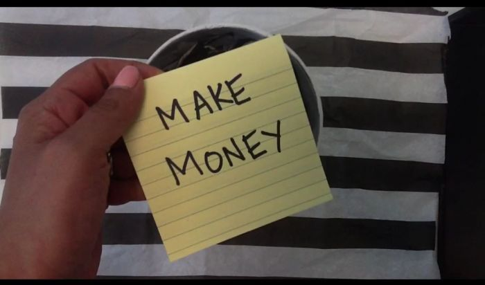 Make Money  ...here's why 'you need to spend money to make money' is totally wrong.