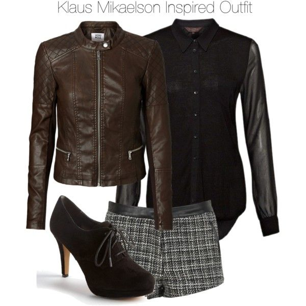 The Originals - Klaus Mikaelson Inspired Outfit