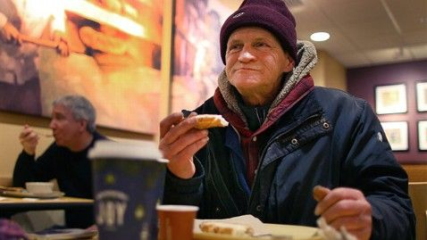 Panera Cares Cafes (St. Louis, Detroit, Chicago, Portland and Boston) Serve Food for Suggested Donations.