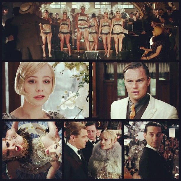 Already obsessed. Great Gatsby