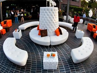 outdoor lounge wedding receptionLounges Scene, Receptions 2013, Circular Receptions, Parties Events Wedding, Floor Design, Outdoor Lounges, Floors Design, Parties Poufs, Lounges Furniture