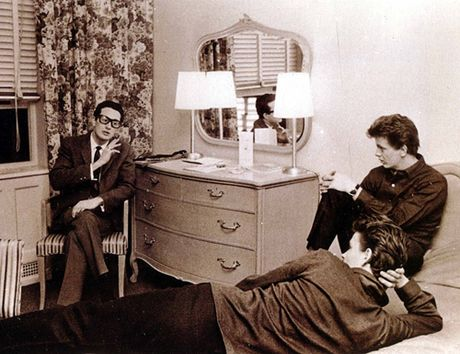 Buddy and the Everly Brothers at Hotel Wolcott  in New York City on  September 30. En iyi 17 fikir  Wolcott Hotel New York Pinterest te   New york