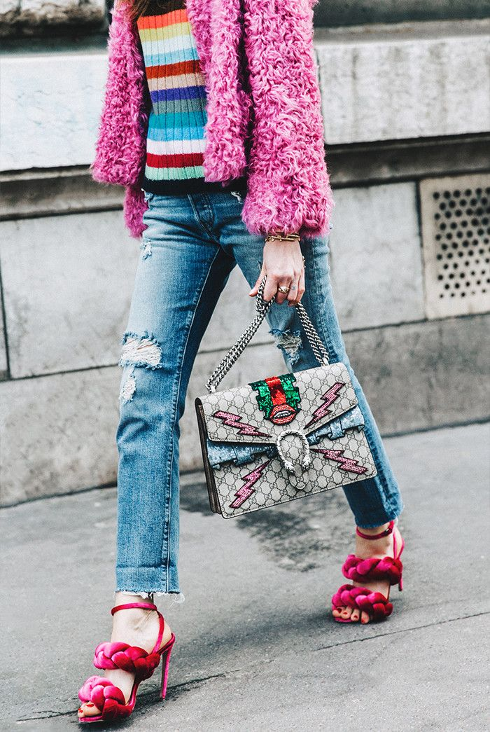 This Brand's Handbags Have Officially Taken Over the Fashion World via @WhoWhatWearUK