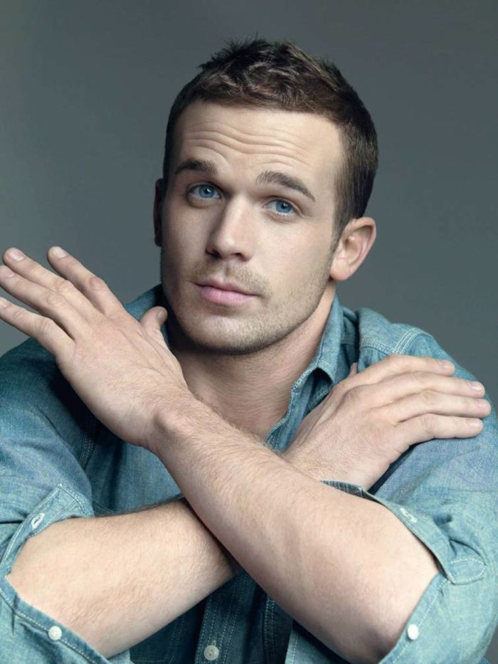 Cam Gigandet + Hao Yun Xiang for GAP Lived-in Campaign