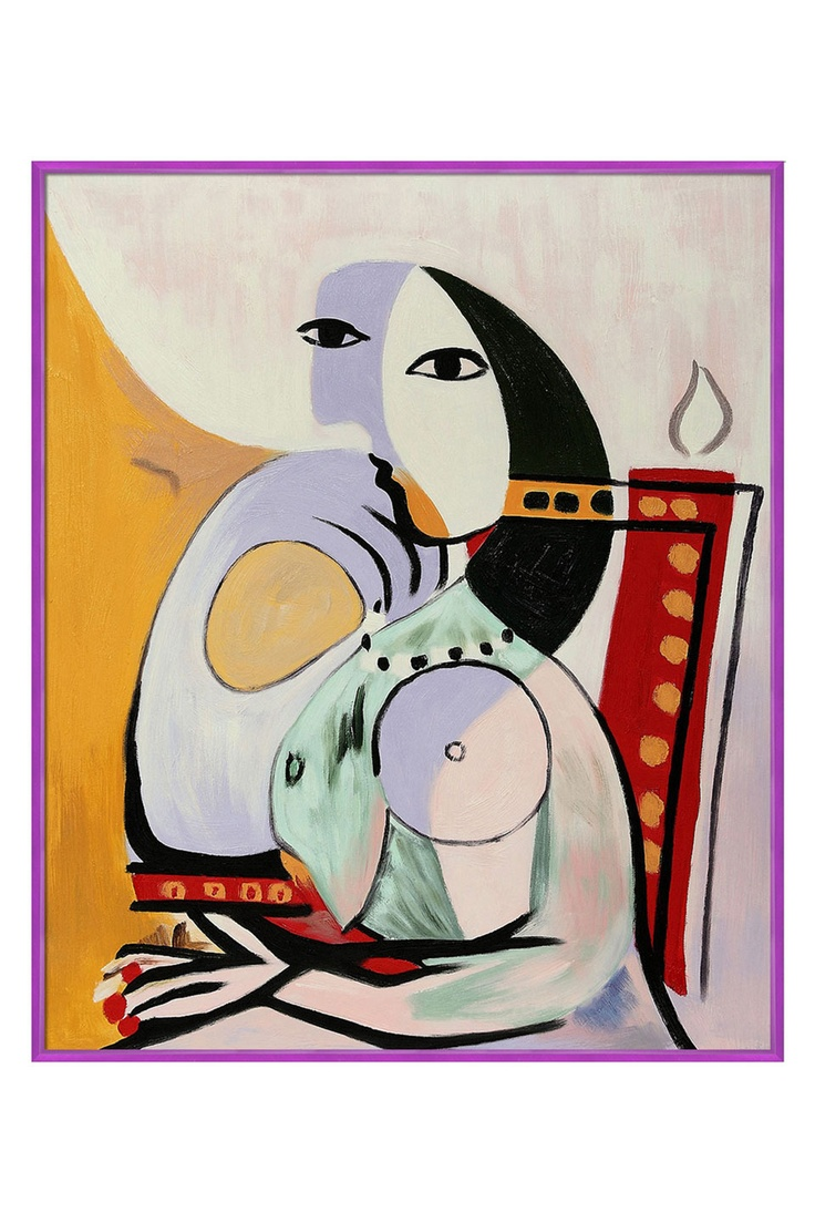 Pablo Picasso Walrobinson, Oil On Canvas
