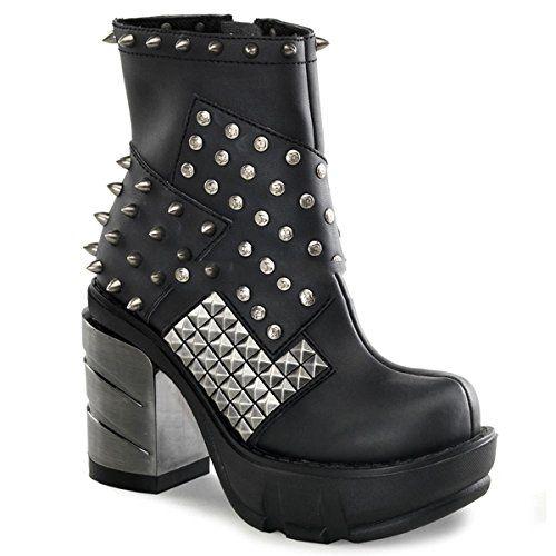 Demonia Sinister-64 - gothique industrial metal talon hauts bottes chaussures femmes 36-43, US-Damen:EU-37 / US-7 / UK-4 Demonia http://www.amazon.fr/dp/B00E8V1MHW/ref=cm_sw_r_pi_dp_MxI3vb1DY02ZY