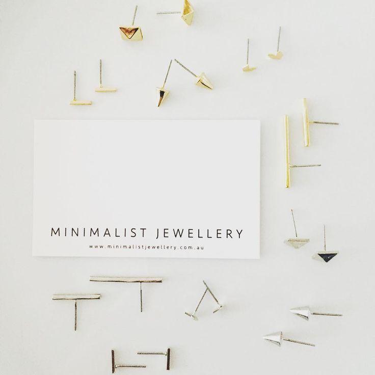 Minimalist Studs