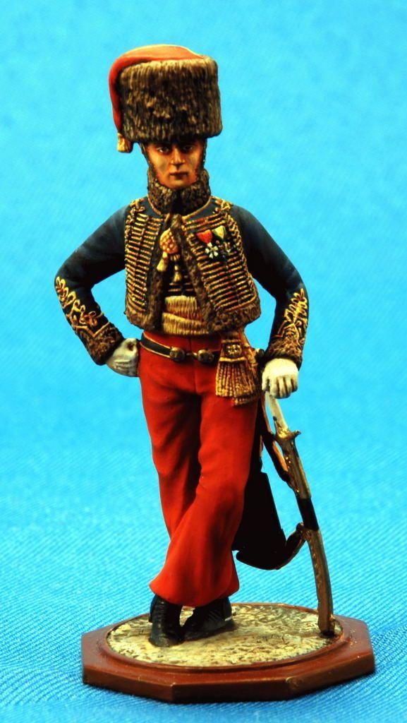 Французский генерал Сюберви  ММС