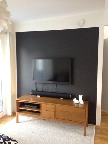 Hide the TV! jotun dempet sort - Google-søk