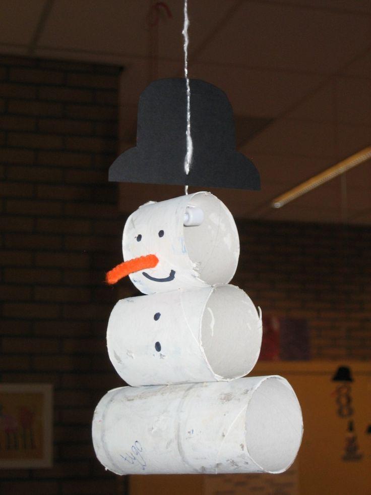 img 3087 knutselen pinterest winter toilet paper and snowman. Black Bedroom Furniture Sets. Home Design Ideas