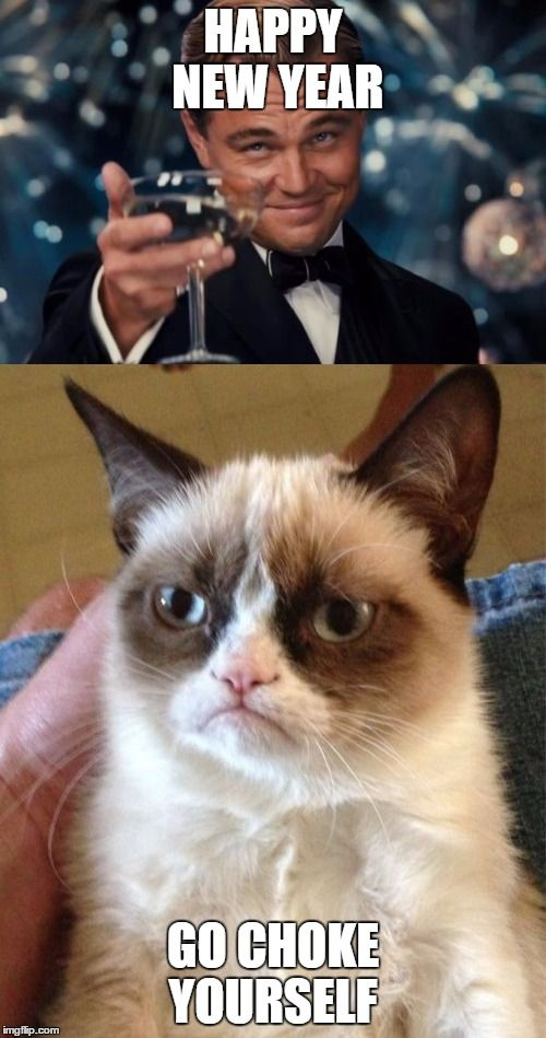 Grumpy Cat Hold That Thought Meme