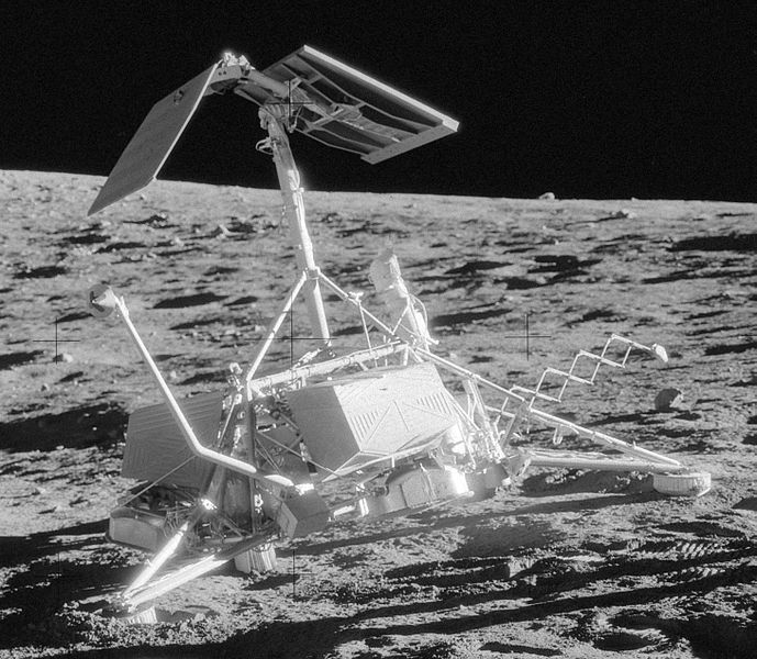 5 Spacecraft Abandoned on the Moon