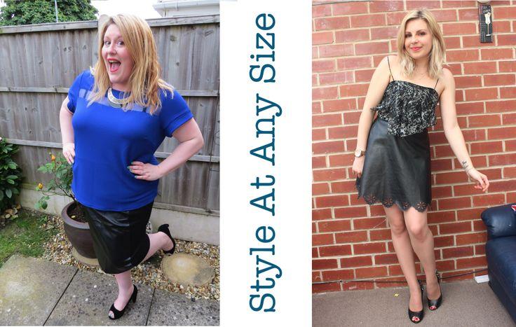 Leather Skirt Challenge