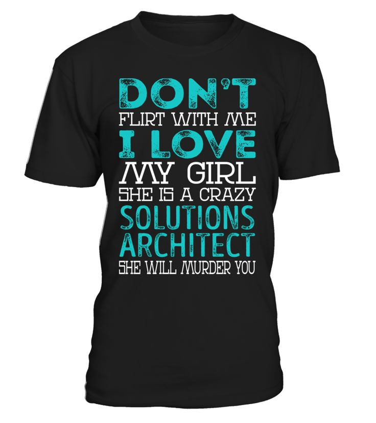 Solutions Architect - Crazy Girl #SolutionsArchitect