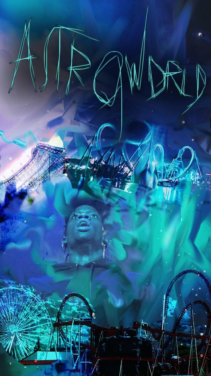 Pin on Astroworld Wallpaper