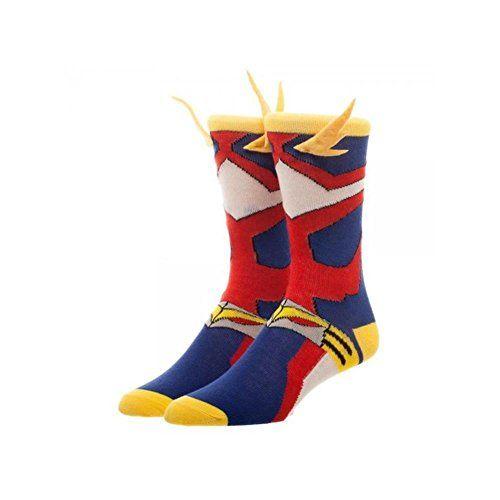 My Hero Academia Cosplay Crew Socks w/Gift Box by Superhe... Click
