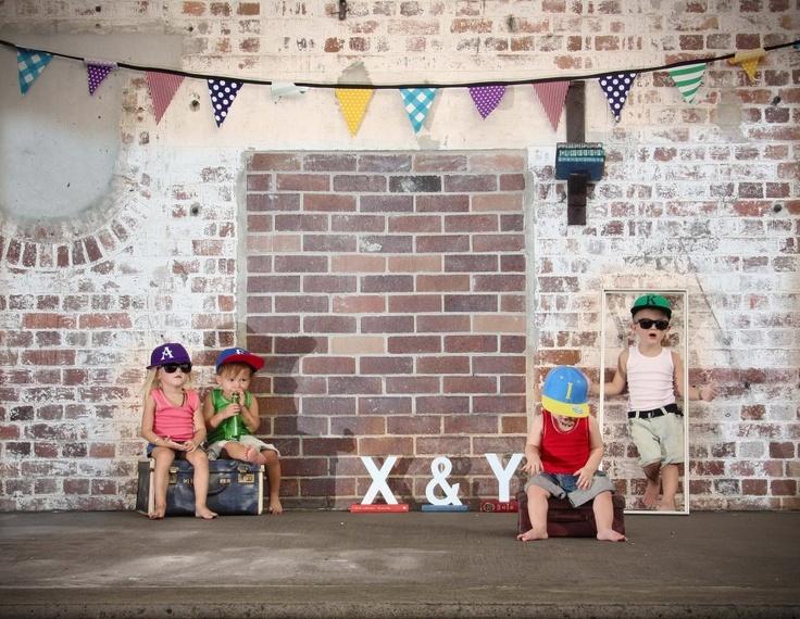 Little X & Y  Little x signature wayfarer sunglasses!