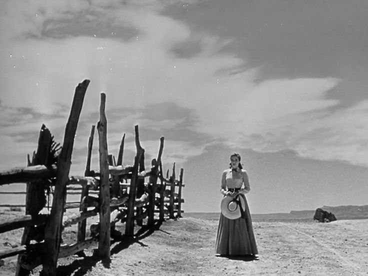 My Darling Clementine (1946, John Ford) / Cinematography by Joseph MacDonald