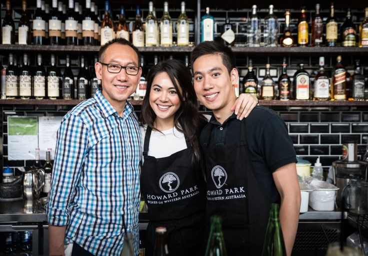 A Vietnamese restaurant that looks like a Parisian cafe opens in Chatswood's concourse.