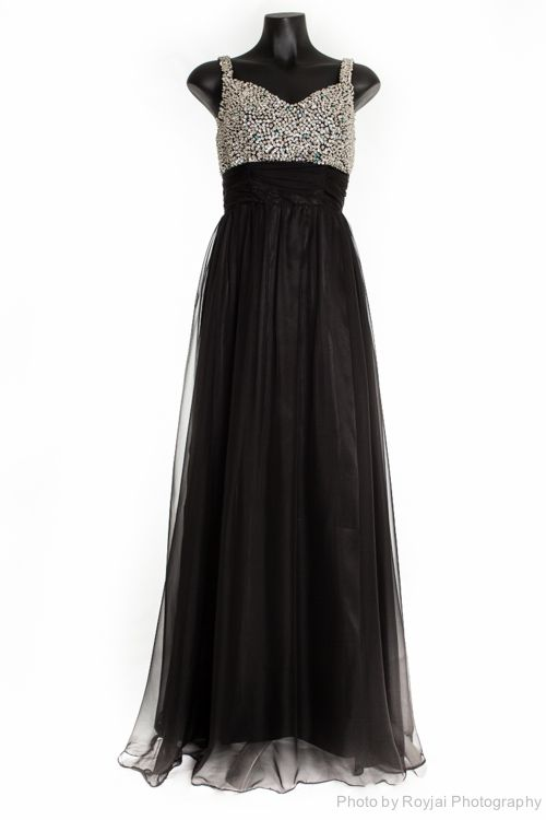stunning gown for hire