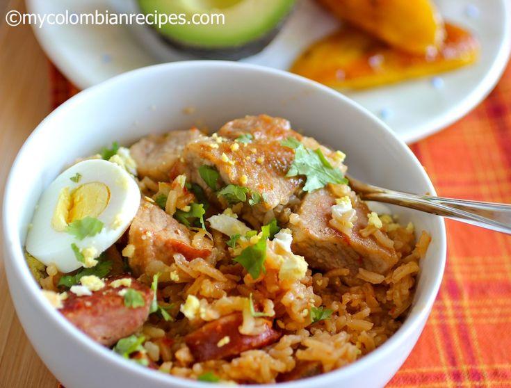 Arroz Atollado-Colombian Food