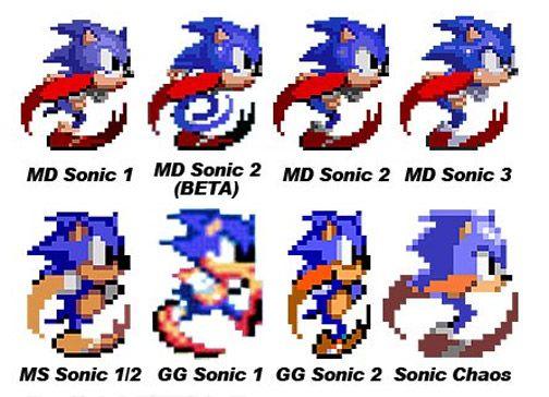 History of Sonic 1
